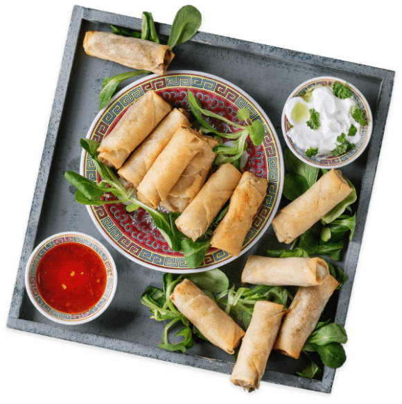 Chinees bestellen in Schagen? Ook voor loempia's kunt u bij ons terecht!