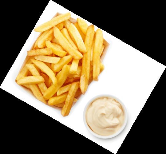 Eten bestellen in Schagen? Ook patat kunt u bij De Schagenaar afhaleb